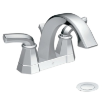 Two Handle Centerset Bathroom Faucets