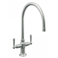 Two Handle Single-Hole Kitchen Faucets