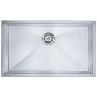Undermount Single Bowl Kitchen Sinks